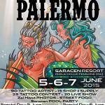 Palermo Tattoo Convention - 5/6/7 giugno 2015 - Seconda edizione