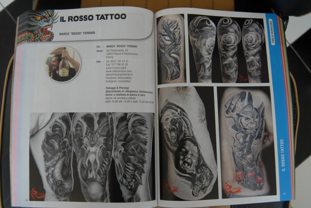 Annuario dei tatuatori 2015 - Pagine 286-287