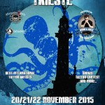Tattoo convention di Trieste 2015