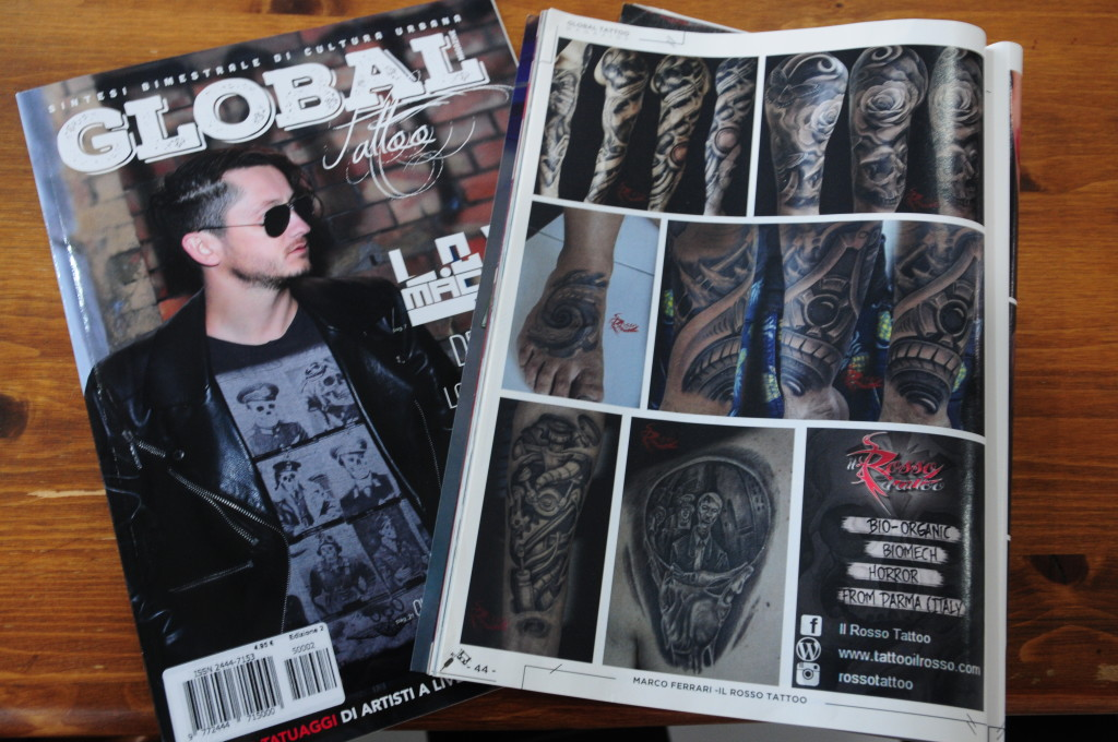 global tattoo magasin