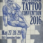 Amsterdam tattoo convention 2016