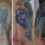 Cover up - Krishna