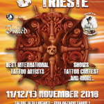 Trieste Tattoo expo 2016