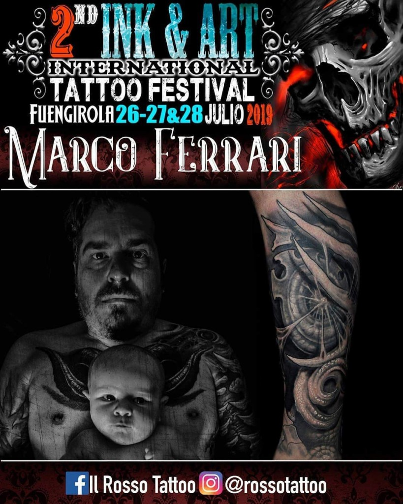fuengirola tattoo expo