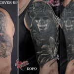 Samurai cover up