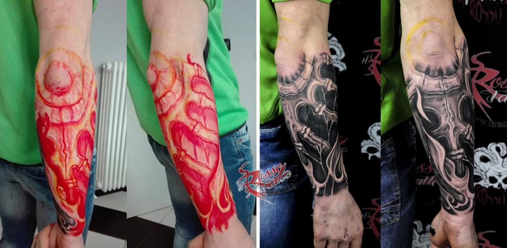 Bioorganic tattoo